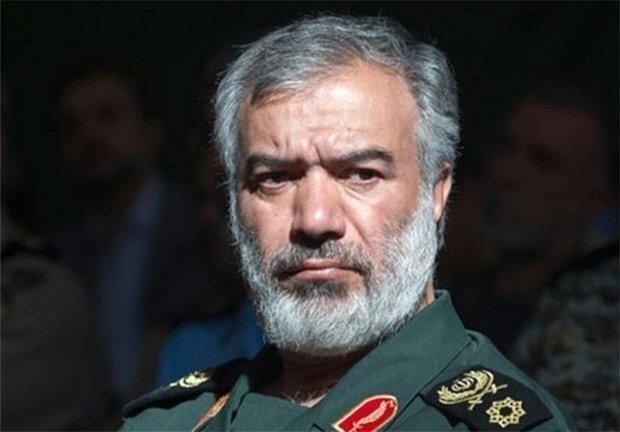 IRGC senior commander warns US against any hostile move