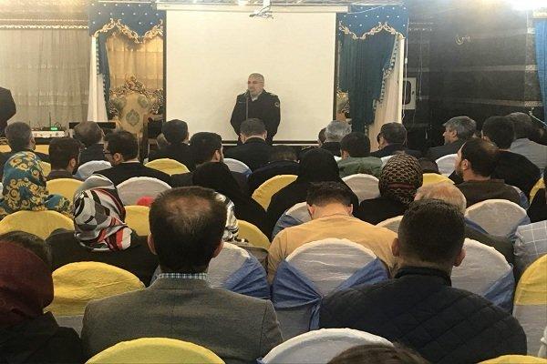مسؤول أمني: تم إلقاء القبض على خلية إرهابية في ارومية غرب ايران