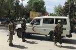 وقوع انفجار در «هلمند» افغانستان