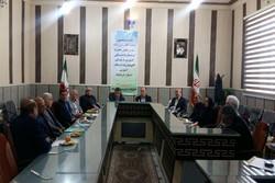نشست مدیرعامل صندوق بازنشستگی کشوری در استان کرمانشاه