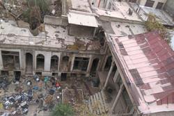 خانه ثبتی «حسام لشگر» در بازار تهران تخریب میشود
