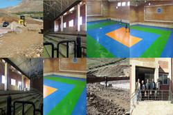 افتتاح پروژه های ورزشی رودهن آبعلی و دماوند