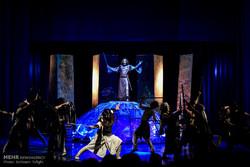 اجرای نمایش کوروش