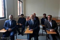 افتتاح دومین دبیرستان انرژی اتمی ایران در مشهد