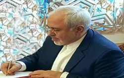 Zarif: Persian Gulf is a historical reality