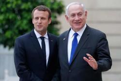 ماکرون و نتانیاهو