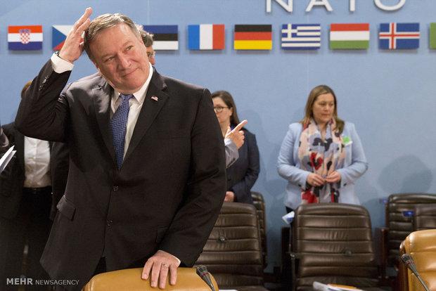 """أولى زيارات رئيس الخارجية الامريكي الجديد """"مايكل بومبيو"""""""