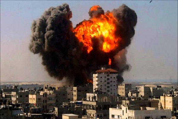 برخی منابع مدعی حمله جنگندههای ناشناس به شرق سوریه شدند