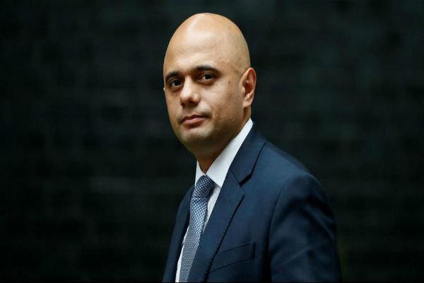 ساجد جاوید برطانیہ کے نئے وزیرخزانہ مقرر