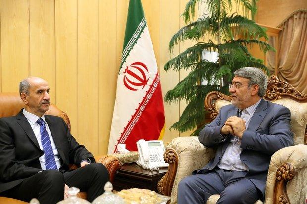 قول مساعد عراق برای بازگشایی گذرگاههای جدید در مراسم اربعین