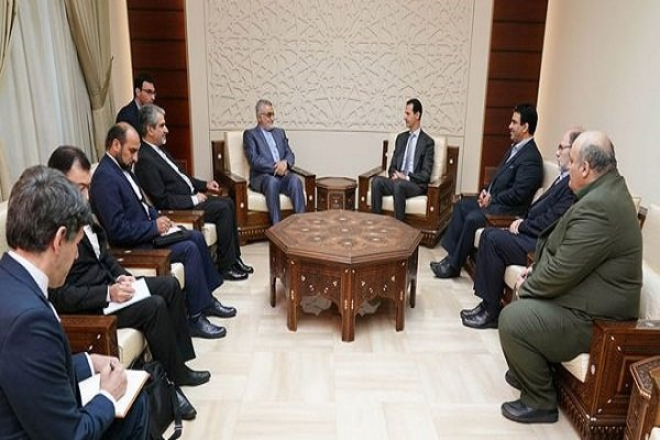 Iran reiterates its support for Syria's territorial integrity