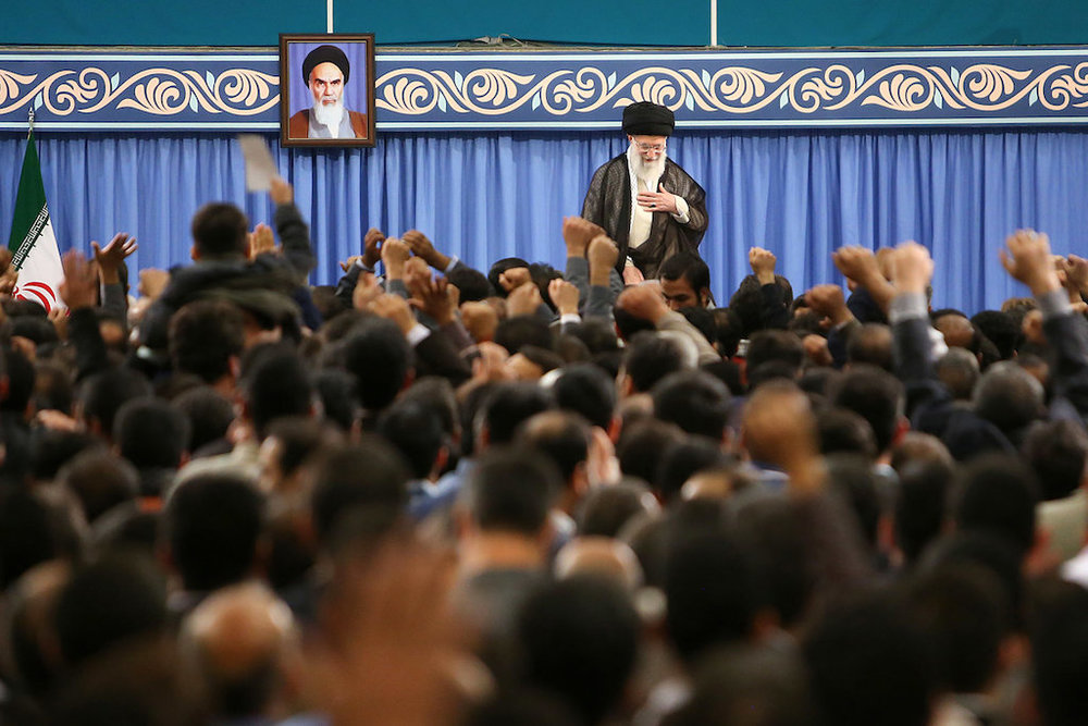 Khamenei accuses USA of provoking regional conflicts