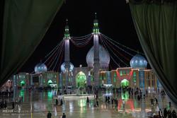 İran'da Hz. Mehdi (a.c) doğum günü kutlamaları