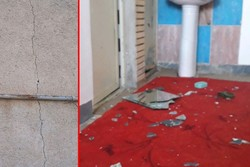 هزة أرضية بقوة 5.2 ريختر توقع خسائر مادية في جنوب غرب ايران