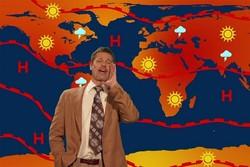 برد پیت دوباره هواشناس شد/ هشدار درباره تغییرات اقلیمی