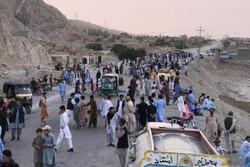 تحصن شیعیان در کویته
