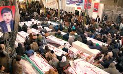 کوئٹہ میں شیعہ مسلمانوں کا وزیر اعظم کے آنے تک دھرنا جاری رکھنے کا اعلان