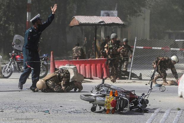 حمله به خبرنگاران در کابل