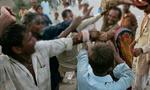حافظ آباد میں تحریک انصاف اور مسلم لیگ نون  کے کارکنوں میں تصادم