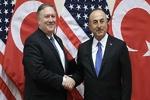 Çavuşoğlu, ABD'li mevkidaşı ile görüştü