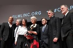 جشن جایزه چاپلین برگزار شد/ تجلیل از هلن میرن با حضور دنیرو