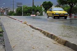 احتمال وقوع بارش های رگباری وجاری شدن سیل در خراسان رضوی