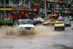 وقوع بارش های رگباری در گلستان/احتمال وقوع سیلاب ناگهانی