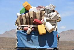 اعتصاب کامیون داران کوچ عشایر غرب کشور را به تأخیر انداخته است