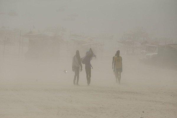 کیفیت هوای خراسان جنوبی بسیار ناسالم است