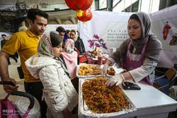 چهارمین جشنواره بین المللی غذای اکو در زنجان