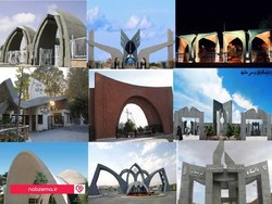 Iranian universities