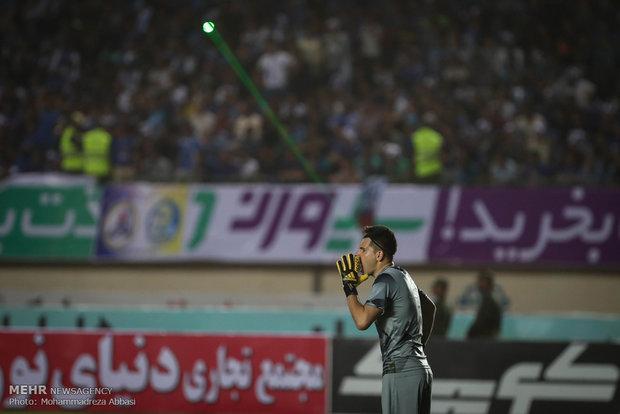 دیدار تیم های استقلال تهران و خونه به خونه بابل