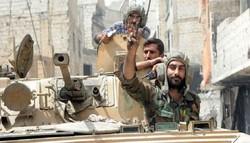 الجيش السوري يوسع نطاق سيطرته جنوب دمشق وسط انهيار في صفوف الإرهابيين