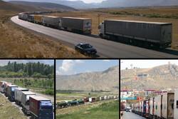 Transportation, commutes going on at Bazargan border