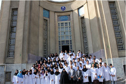 آغاز ثبت نام دانشجویان میهمان دانشگاه علوم پزشکی تهران
