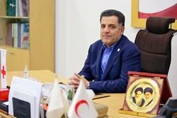 جمعیت هلال احمر ایران ۲ میلیون عضو فعال دارد