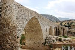 A view of Pataveh Bridge in Kohgiluyeh-Boyerahmad province