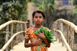 کمپ آوارگان مسلمان میانماری