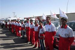 الهلال الأحمر الايراني يعلن استعداه لإرسال حملة إغاثة للأراضي الفلسطينية المحتلة