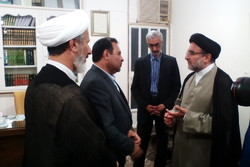 سفر رئیس سازمان تبلیغات اسلامی به لرستان - کراپشده
