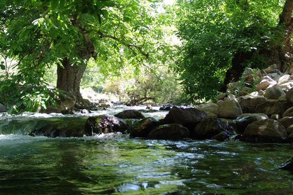 استمرار آزاد سازی اراضی حریم و بستر رودخانه «کهمان»