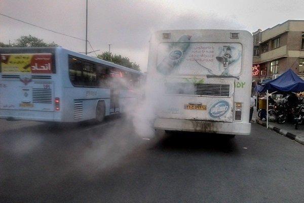 پلیس راهور تهران ۱۰۸۴ خودرو را راهی تعمیرگاه کرد