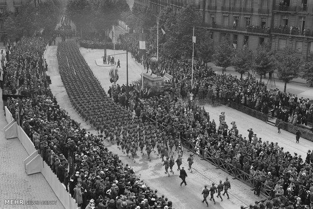 فرانسه در سال پایانی جنگ جهانی اول