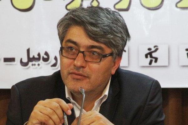 مدیرکل جدید ورزش و جوانان استان اردبیل معرفی شد