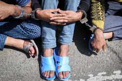 سارق دکل های مخابراتی در دهلران دستگیر شد