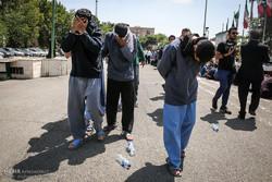 دستگیری ۳۲ باند بزرگ سرقت و کلاهبرداری پایتخت