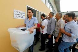 اقبال كثيف على الانتخابات النيابية اللبنانية