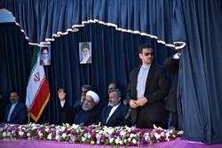 Ruhani'nin Rezevi Horasan ziyaretinden kareler