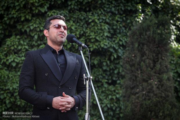 """تشيع الموسيقار والمؤلف الايراني الكبير """"ناصر جشم آذر"""""""