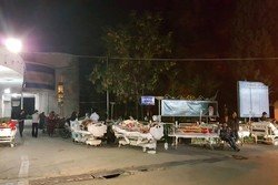 عشرات المصابين في زلزال بقوة 4.8 درجة ضرب جنوب غرب ايران
